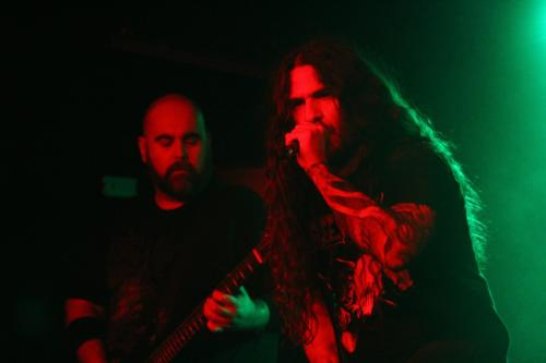 Grind Zero - Concealed In The Shadow Release Party - Centrale Rock Pub 09/06/2018